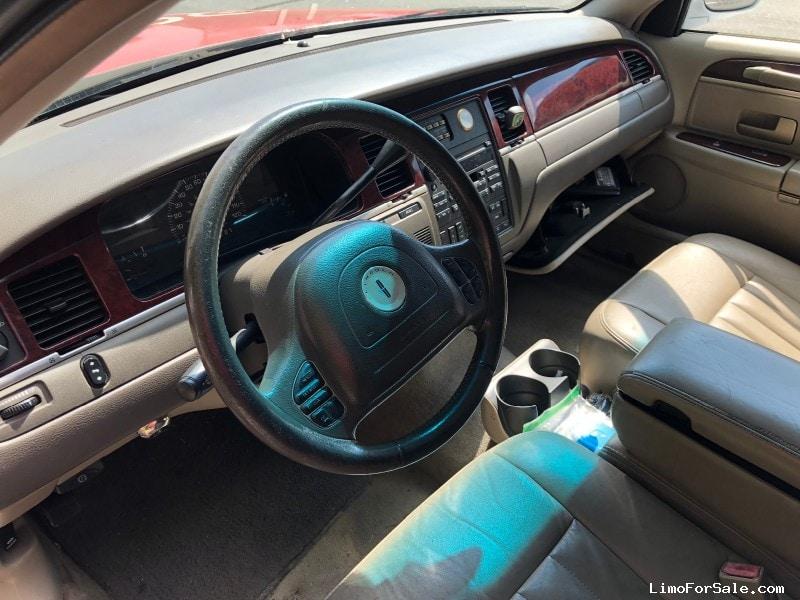 Used 2004 Lincoln Sedan Limo  - Va. Beach, Virginia - $5,000