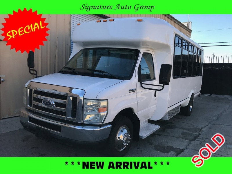 Used 2010 Ford E-450 Mini Bus Shuttle / Tour ElDorado - Las Vegas, Nevada