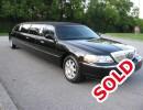 2010, Lincoln, Sedan Stretch Limo, Krystal