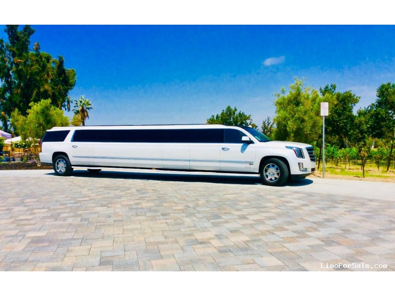 New 2016 Cadillac SUV Stretch Limo Specialty Conversions - livermore, California - $90,000