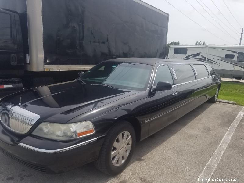 Used 2005 Lincoln Sedan Stretch Limo DaBryan - Fontana, California - $2,995