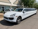 2011, Porsche, SUV Stretch Limo, Pinnacle Limousine Manufacturing
