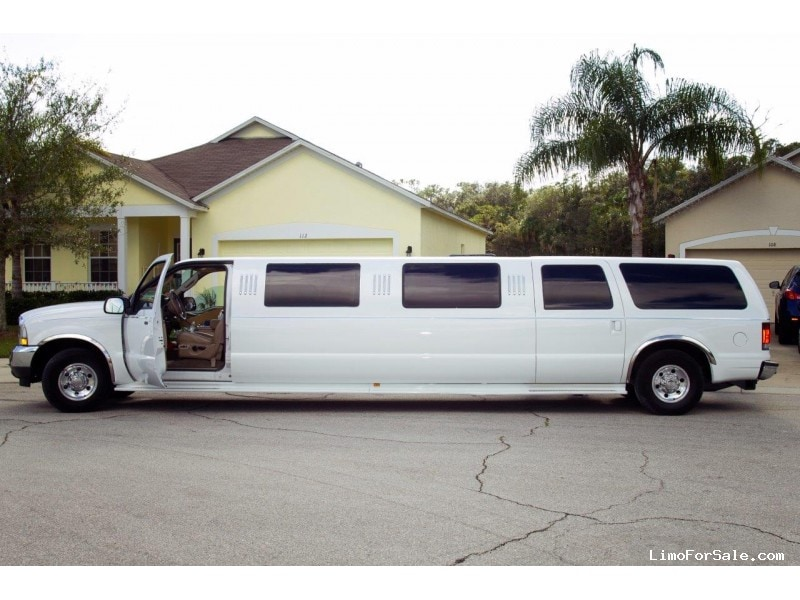 Used 2004 Ford SUV Stretch Limo  - sanford, Florida - $14,995