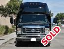 Used 2008 Ford Mini Bus Limo Ameritrans - Fontana, California - $28,995