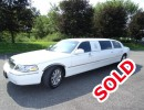2004, Lincoln Town Car, Funeral Limo, Federal