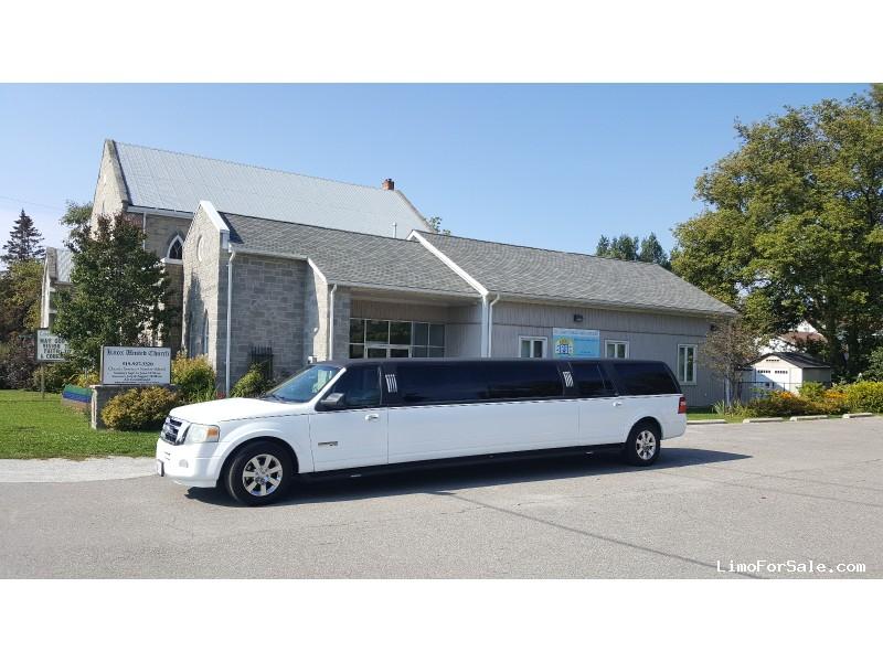 Used 2008 Ford Expedition SUV Stretch Limo Krystal - Ajax, Ontario - $27,500