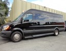 2016, Mercedes-Benz, Van Limo, Executive Coach Builders