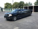 2007, Ford, SUV Stretch Limo, Executive Coach Builders