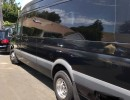 2013, Mercedes-Benz, Van Shuttle / Tour, Meridian Specialty Vehicles