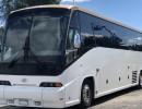 2009, MCI J4500, Motorcoach Shuttle / Tour, Blue Bird