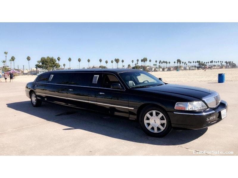 Used 2007 Lincoln Sedan Stretch Limo Krystal - Santa Ana, California - $9,999