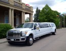 2012, Ford F-550, Truck Stretch Limo, Executive Coach Builders