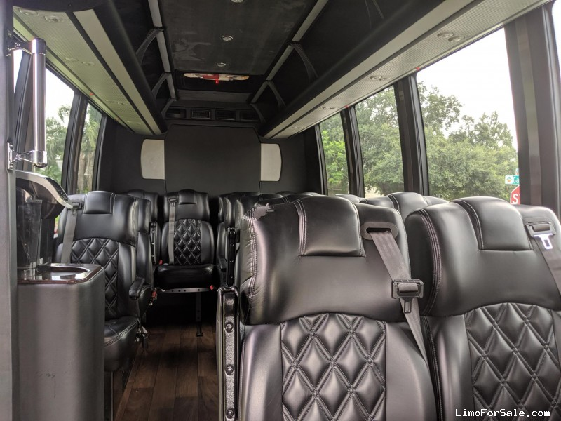 Used 2015 Mercedes-Benz Van Shuttle / Tour Battisti Customs - Orlando, Florida - $59,999