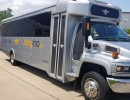 Used 2007 GMC Mini Bus Shuttle / Tour Glaval Bus - Stafford, Texas - $26,500