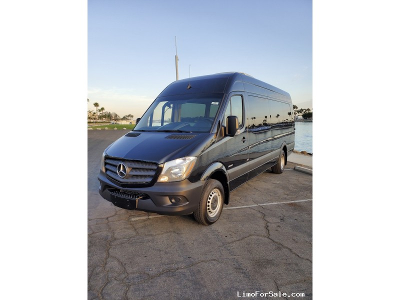 New 2016 Mercedes-Benz Van Shuttle / Tour  - Las Vegas, Nevada - $54,900