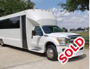 2013, Ford, Mini Bus Limo, Tiffany Coachworks