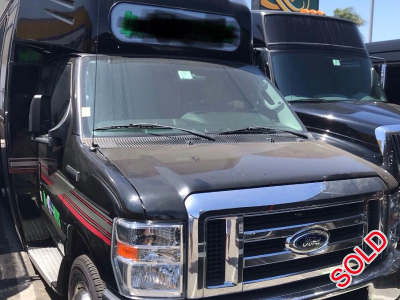 Used 2016 Ford Mini Bus Shuttle / Tour Ameritrans - Anaheim, California - $31,900
