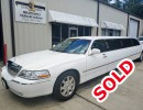 Used 2010 Lincoln Sedan Stretch Limo Executive Coach Builders - Mandeville, Louisiana - $12,000