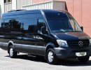 2014, Mercedes-Benz, Van Shuttle / Tour, Specialty Conversions