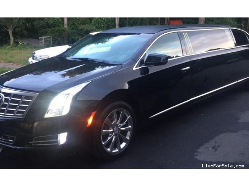 Used 2014 Cadillac XTS Sedan Stretch Limo Tiffany Coachworks - Gainesville - $52,999