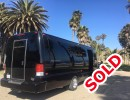 Used 2015 Ford Mini Bus Limo Krystal - santa barbara, California - $88,000