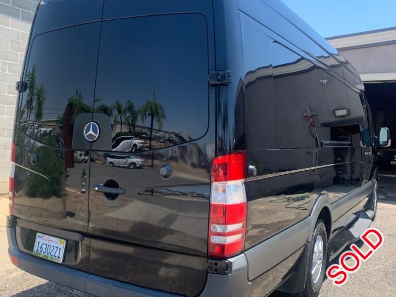 Used 2012 Mercedes-Benz Sprinter Van Limo Battisti Customs - Fresno, California - $29,999