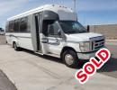 2012, Ford E-450, Mini Bus Shuttle / Tour, Ameritrans
