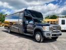 Used 2016 Ford F-550 Mini Bus Shuttle / Tour Grech Motors - Johnstown, New York    - $32,950