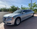 2013, Chrysler 300, Sedan Stretch Limo, Quality Coachworks
