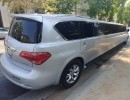 Used 2011 Infiniti QX56 SUV Stretch Limo Pinnacle Limousine Manufacturing - Sacramento, California - $60,000