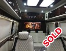 New 2019 Mercedes-Benz Sprinter Van Limo Midwest Automotive Designs - Oaklyn, New Jersey    - $137,490