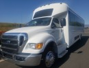 2014, Ford F-650, Mini Bus Limo, Tiffany Coachworks