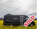 2014, Mercedes-Benz Sprinter, Van Shuttle / Tour, Thomas