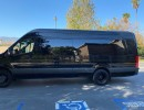 2019, Mercedes-Benz Sprinter, Van Limo, Classic Custom Coach