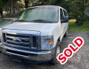 2014, Ford E-350, Van Shuttle / Tour
