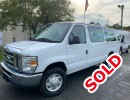 Used 2014 Ford E-350 Van Shuttle / Tour  - Lake Hopatcong, New Jersey    - $5,999