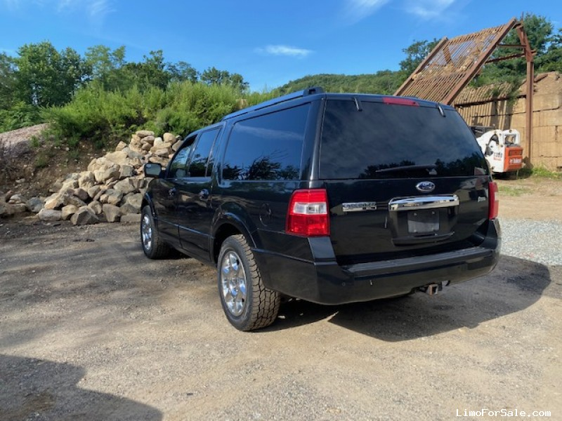 Used 2014 Ford Expedition EL SUV Limo  - Lake Hopatcong, New Jersey    - $6,999