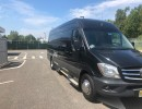 2017, Mercedes-Benz Sprinter, Van Shuttle / Tour, Executive Coach Builders