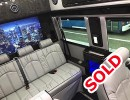New 2019 Mercedes-Benz Sprinter Van Limo Midwest Automotive Designs - Oaklyn, New Jersey    - $133,590