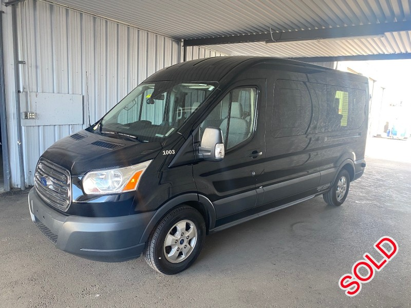Used 2017 Ford Transit Van Shuttle / Tour  - Phoenix, Arizona  - $29,000