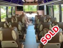 Used 2018 Ford F-550 Mini Bus Shuttle / Tour Executive Coach Builders - Island Park, New York    - $89,900