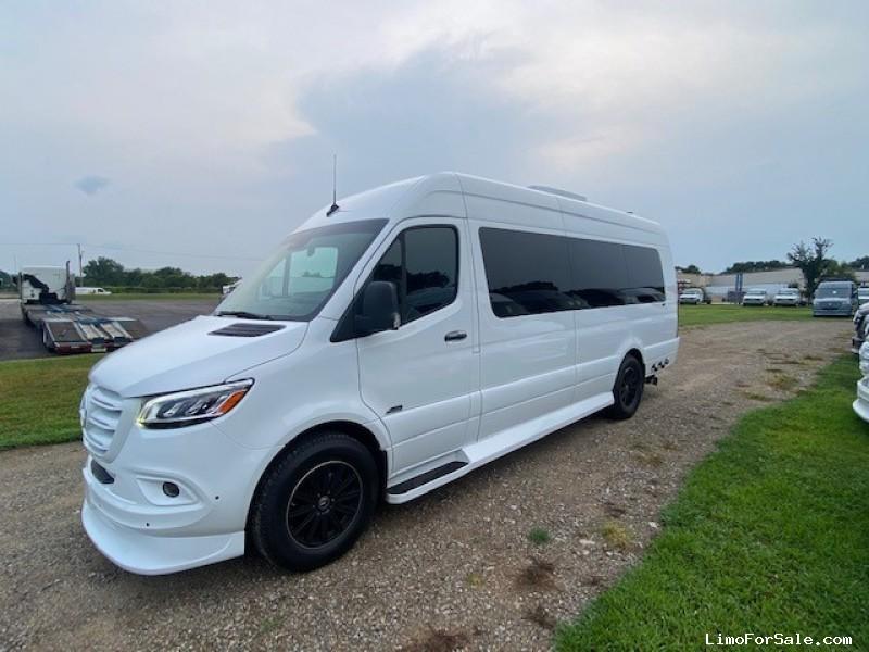 New 2020 Mercedes-Benz Sprinter Motorcoach Shuttle / Tour Midwest Automotive Designs - Lake Ozark, Missouri - $198,985