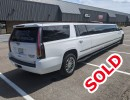 Used 2015 Cadillac Escalade SUV Stretch Limo Quality Coachworks - Farmington Hills, Michigan - $64,420