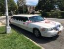 2008, Lincoln Town Car, Sedan Stretch Limo, Tiffany Coachworks