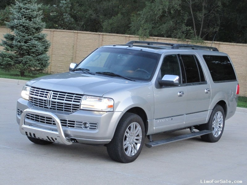 Used 2008 Lincoln Navigator L Suv Limo Burr Ridge