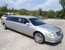 2009, Cadillac DTS, Sedan Stretch Limo, Superior Coaches