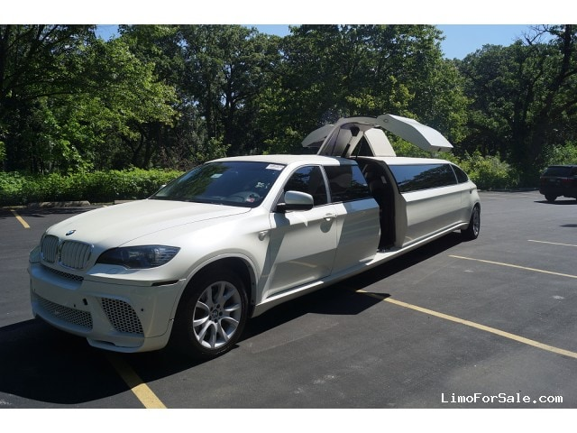 Used 2011 Bmw X6 Suv Stretch Limo Ec Customs Villa Park