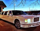 1995, Lincoln Town Car, Sedan Stretch Limo