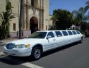 1998, Lincoln Town Car, Sedan Stretch Limo, Ultra