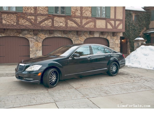 Used 2010 mercedes benz s550 sedan limo provo utah for Used s550 mercedes benz